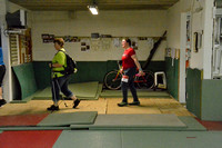 Urban Trail door de judoclub